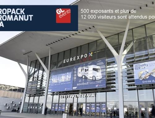 Salón ACIA Lyon Europack Euromanut 2017