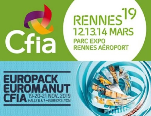 2 exhibitions on the 2019 program to accompany IMMEQUIP developments! For CFIA Rennes Hall5 Stand F61