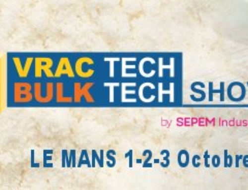 We will be present at VRAC TECH Expo Le Mans from 01 to 03 October 2019 !